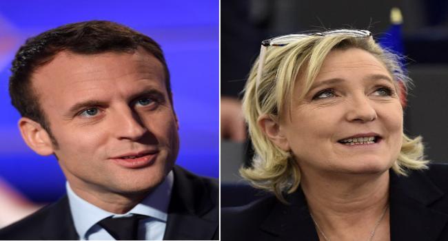 عاجل: ترشح ماكرون ولوبان للدور الثاني للإنتخابات الرئاسية الفرنسية