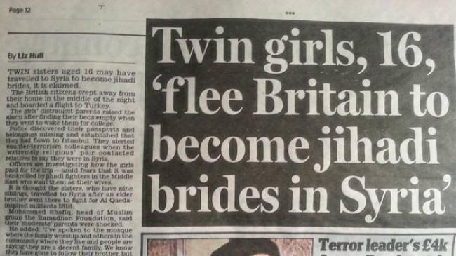 """لإيقاظ ابنتيه المدرسة.. فوجدهما """"داعش"""" img.jpg"""