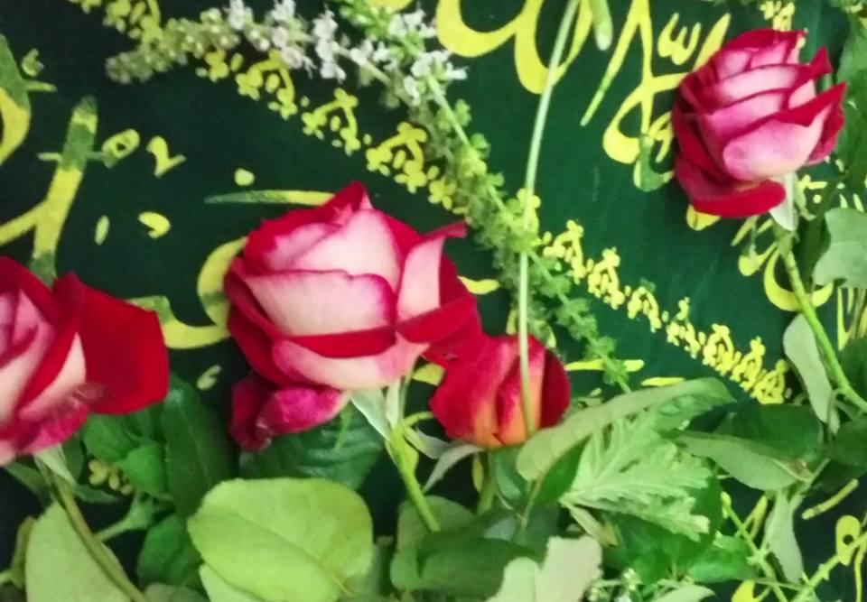 إمام يرفض الصلاة على جثمان سيدة بسبب باقة ورد